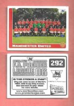 Manchester United Team 292